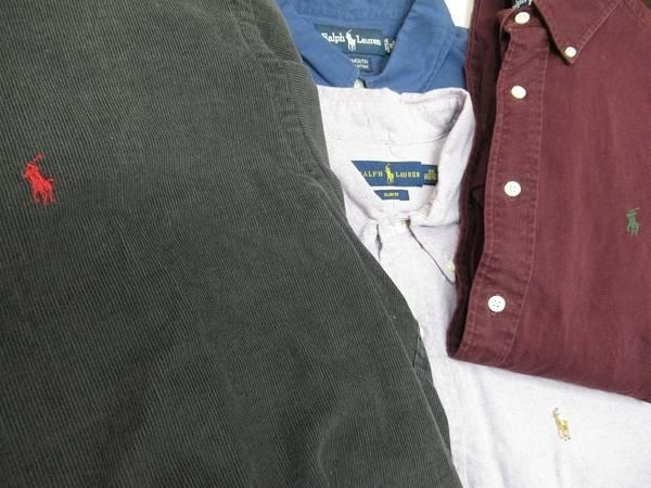 季節先取り! RALPH LAURENのビッグシルエットシャツ大量入荷!【古着買取トレファクスタイル高円寺2号店】