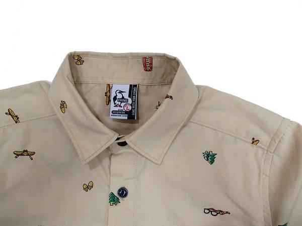 夏に着て出かけたくなる、18SSの即完売のシャツ入荷。CHUMS(チャムス)【古着買取トレファクスタイル高円寺2号店】