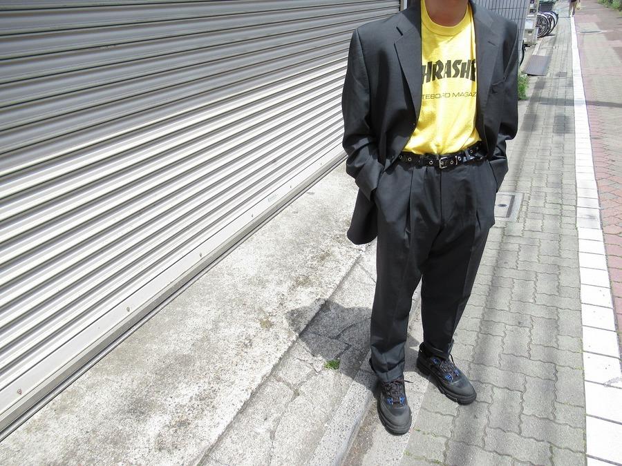 【高円寺ヴィンテージブログ】DKNYセットアップで入荷!