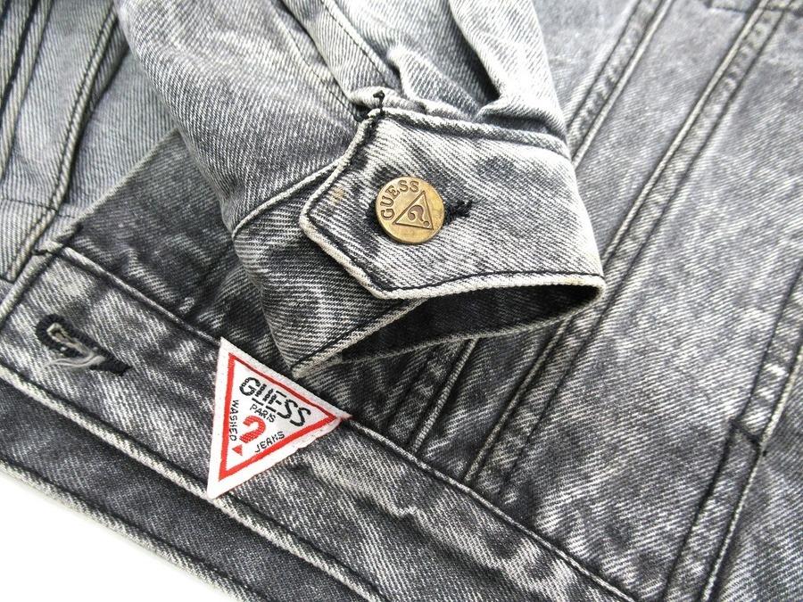 【高円寺ヴィンテージブログ】GUESS(ゲス)の年代を感じるデニムジャケットいかがでしょうか?