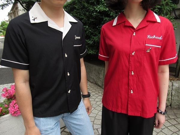 【高円寺店ヴィンテージブログ】HOUSTON(ヒューストン)のボーリングシャツが入荷しました!