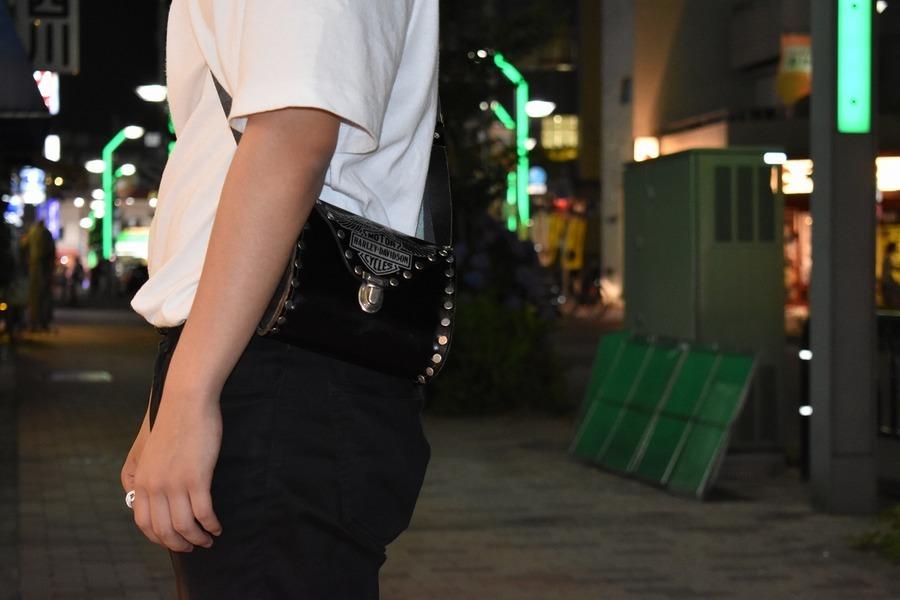 【高円寺店ヴィンテージブログ】ハーレーダビッドソンTシャツ多数買取入荷!