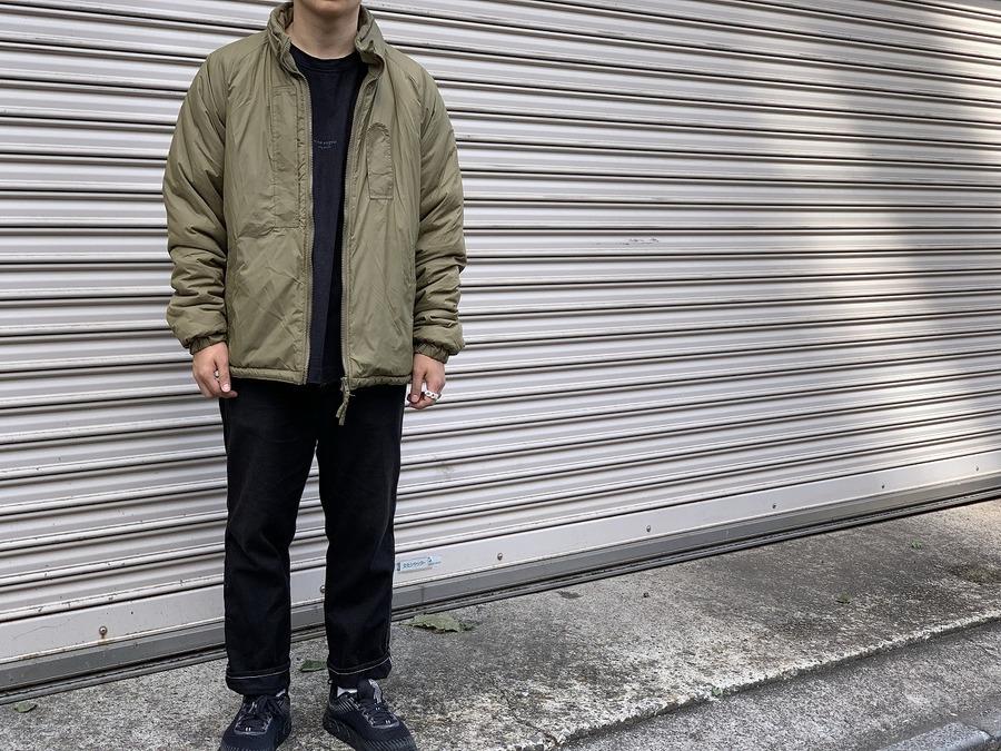 【高円寺ヴィンテージブログ】イギリス軍PCSサーマルジャケット買取入荷!