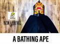 「ストリートブランドのA BATHING APE 」