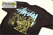 夏のマストアイテム!レギュラーTシャツ〜オールドStussy(ステューシー)まで!stussy買取はアメ村店へ!