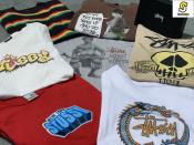 【ストリートの名門】STUSSY(ステューシー) Tシャツ特集!オールド品から現行品まで!