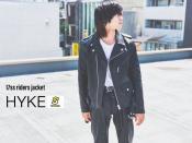 【*必見!!!*】17SS HYKE RIDERS JACKET買取致しました、、、。