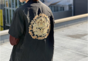 【日本の伝統】SASQUATCHfabrix.(サスクワッチファブリックス) の和装。