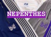 不動の人気を誇るNEPENTHES(ネペンテス)ブランドから、NEEDLES(ニードルス)AiE(エーアイイー)入荷!