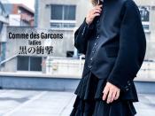 【*黒の衝撃(レディース編)*】COMME DES GARCONS(コムデギャルソン)大阪難波�1の品揃えで皆様をお待ちしております。