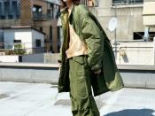 【ミリタリーの代表格】M-65フィールドジャケット、フィールドパンツをお探しならアメリカ村店へ!