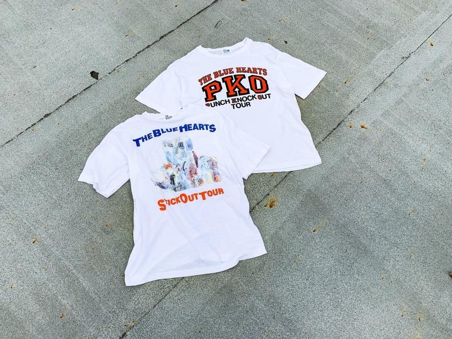 「アメカジブランドのバンドTシャツ 」