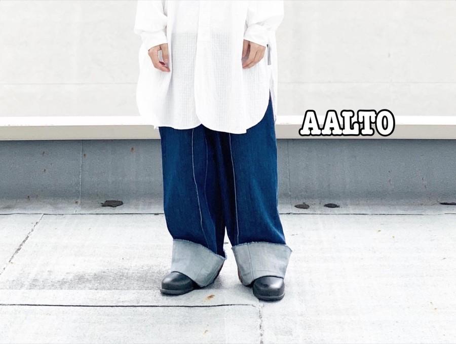 「ドメスティックブランドのAALTO 」