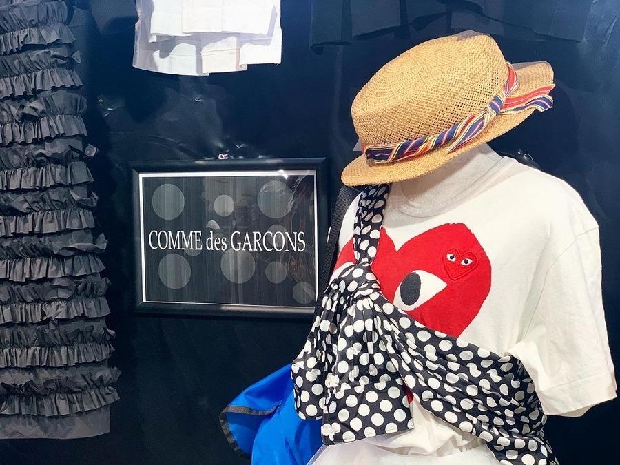 「ドメスティックブランドのCOMME des GARCONS Homme Plus 」