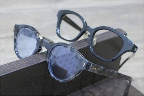 古着屋のメガネ