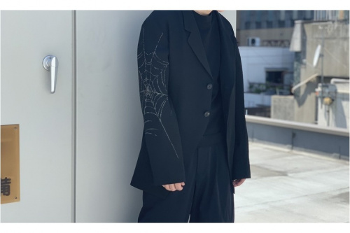 コムデギャルソンのYohji Yamamoto