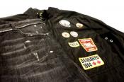 DSQUARED2 からジャケット、バイカーデニムが入荷!