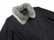 DAMA collectionからエレガントな雰囲気が漂うウールダウンコートが入荷しました!