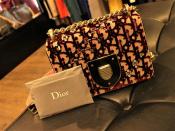 Christian Dior(クリスチャン・ディオール)のチェーンショルダーバッグが入荷致しました。