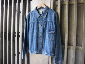 【REMI RELIEF/レミ レリーフ】DENIM JACKET 1st TYPE