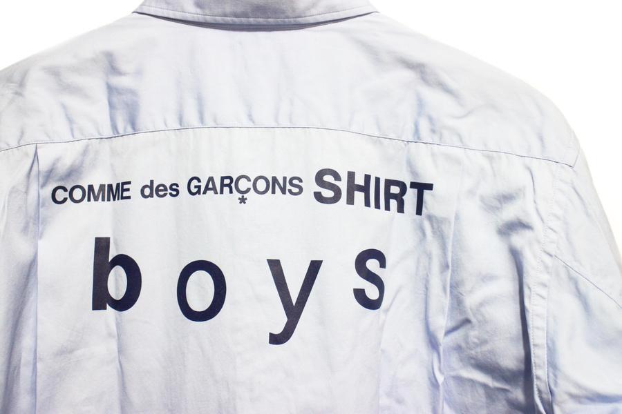 「ドメスティックブランドのCOMME des GARCONS SHIRT BOY 」