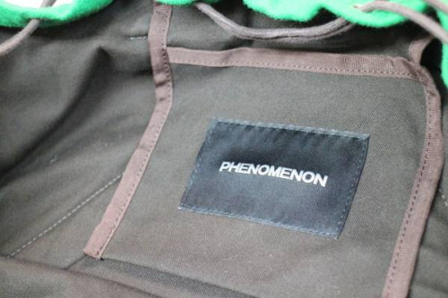 PHENOMENONのバックパック