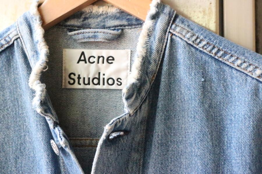 acne studiosのアクネストゥディオズ
