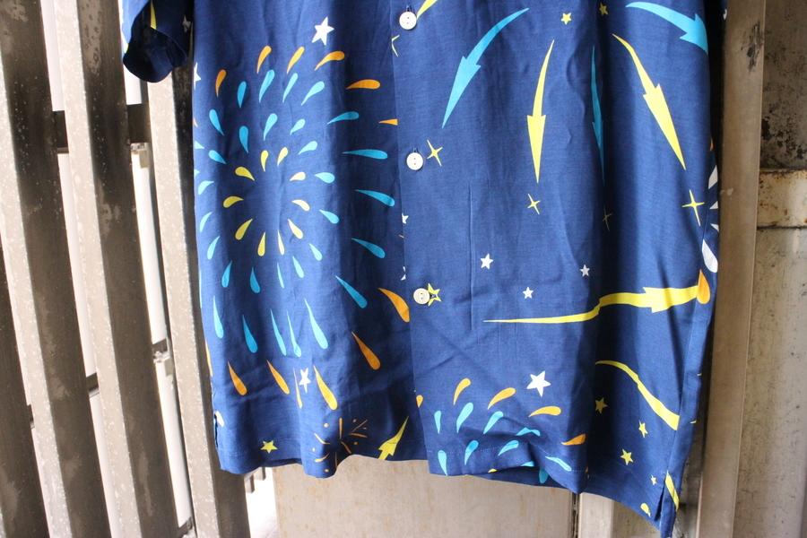 アロハブロッサムのアロハシャツ