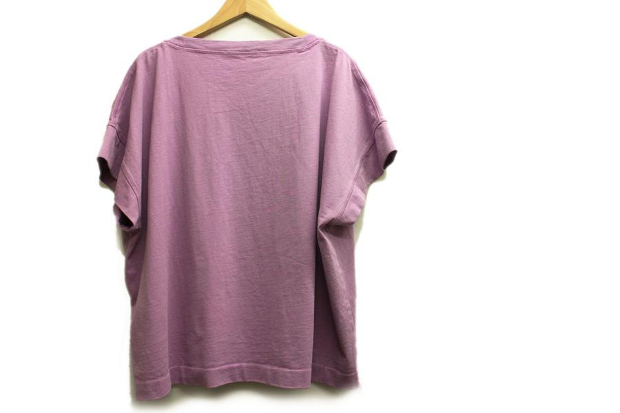 アクネストゥディオズのTohnek logo-print cotton T-shit