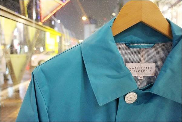 Simple is best MACKINTOSH PHILOSOPHY 定番コート入荷【トレファクスタイル船橋店】