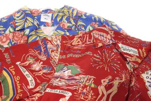 夏といったらアロハシャツ!一押しのアロハシャツを紹介致します!【古着買取トレファクスタイル船橋店】
