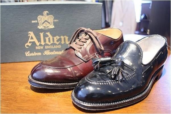 「ALDENのオールデン 」