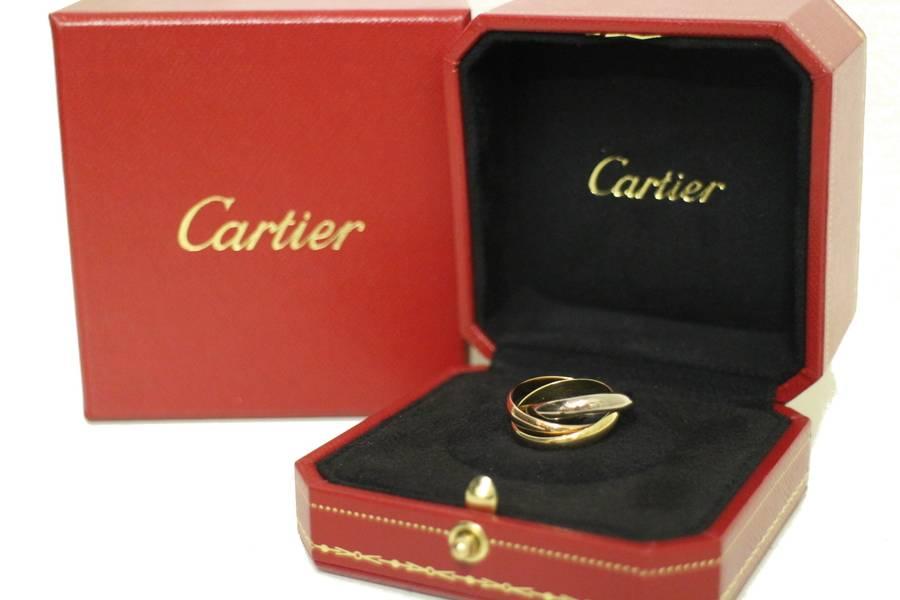 「Cartierのカルティェ 」