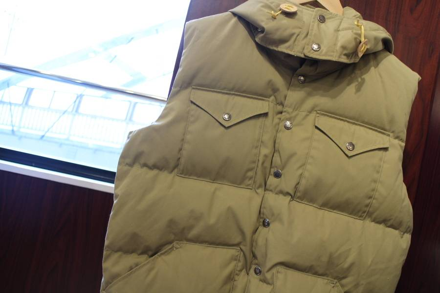 「THE NORTHFACE PURPLELABELのノースフェイス 」