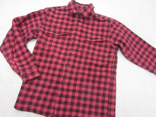 「スティーブンソンオーバーオールのネルシャツ 」