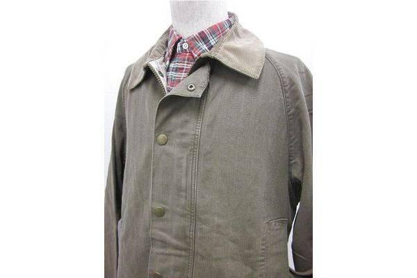 「バブアーのジャケット 」