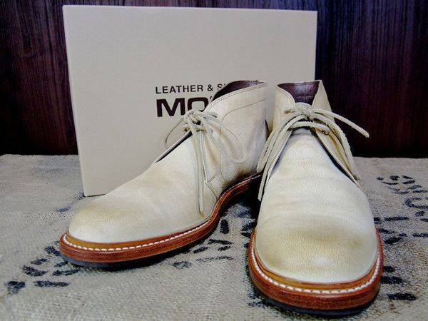 「MOTOの靴 」