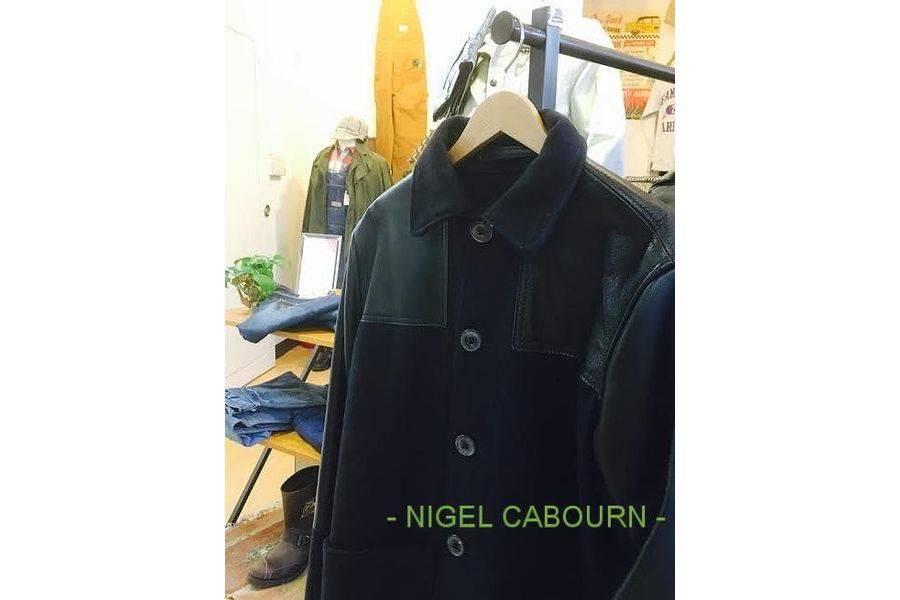 イギリスを代表するブランドNigel Cabourn(ナイジェルケーボン)入荷!!