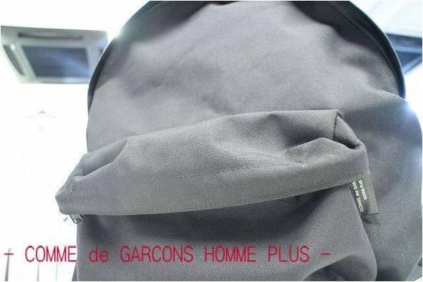 COMME des GARCONS Homme Plus(コムデギャルソンオムプラス)デイパック入荷!!