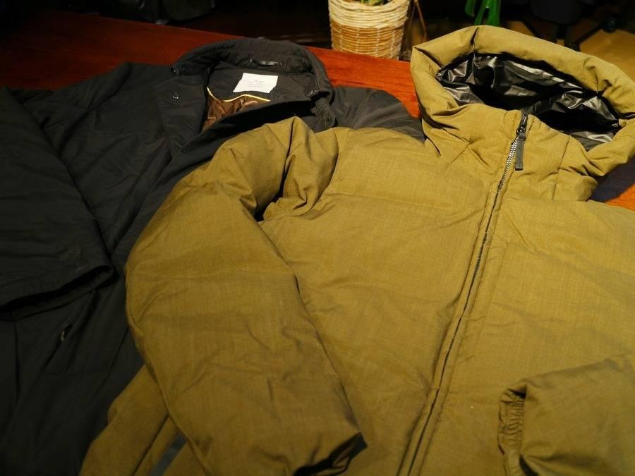 この冬、注目アイテム!ダウンジャケットの紹介です!