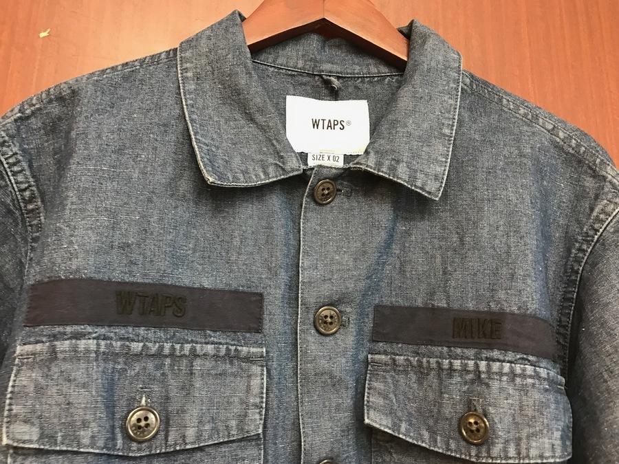 WTAPS (ダブルタップス)の『BUDSシャツ』が入荷しました。