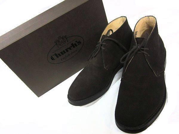 「チャーチの紳士靴 」