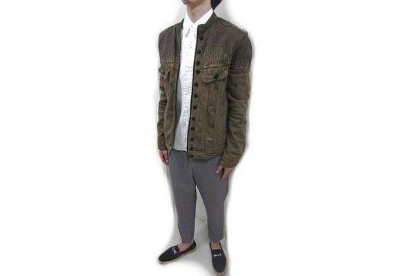 「シャリーフのジャケット 」