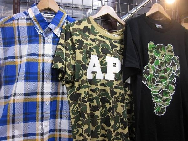 「エイプのTシャツ 」
