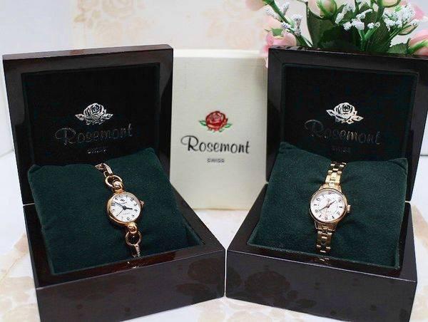 「ロゼモンの腕時計 」