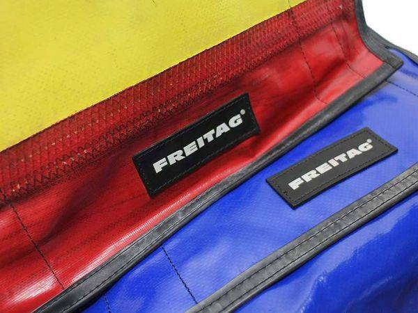 「FREITAGのフライターグ 」