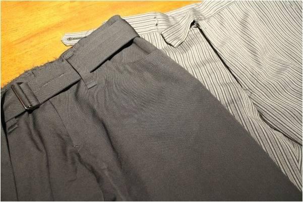 「Yohji Yamamotoのパンツ 」