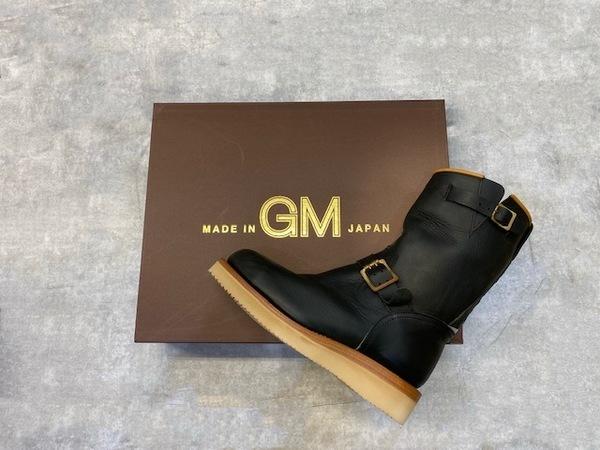 「アメカジブランドのMADE IN GM JAPAN 」