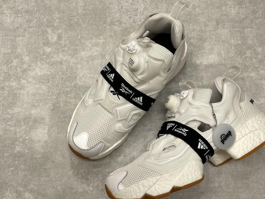 「ストリートブランドのreebok × adidas 」