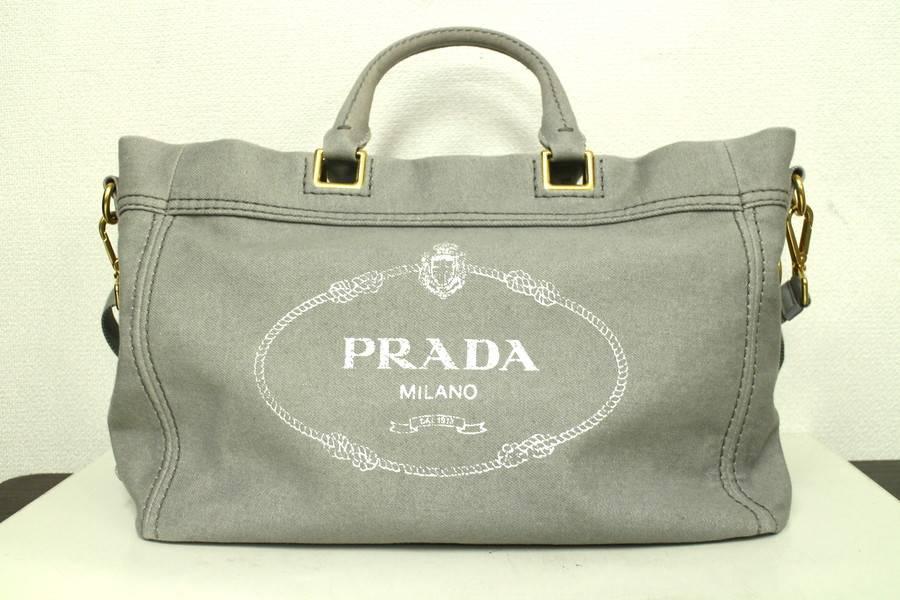 プラダのトートバッグ